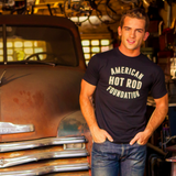 Shop Truck Door Tee - Black