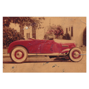 Hot Rod Post Card collection ( set of 5 )