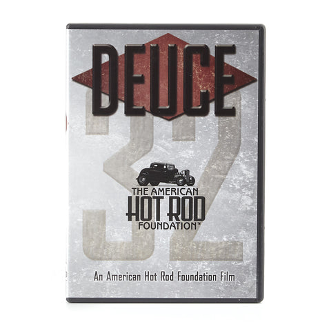 """DEUCE"" An American Hot Rod Foundation Documentary"