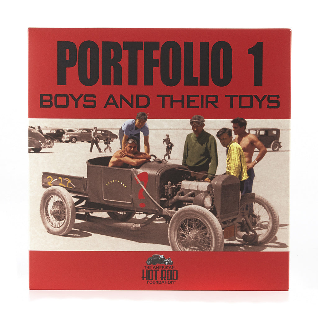 Portfolio 1: Boys and Their Toys