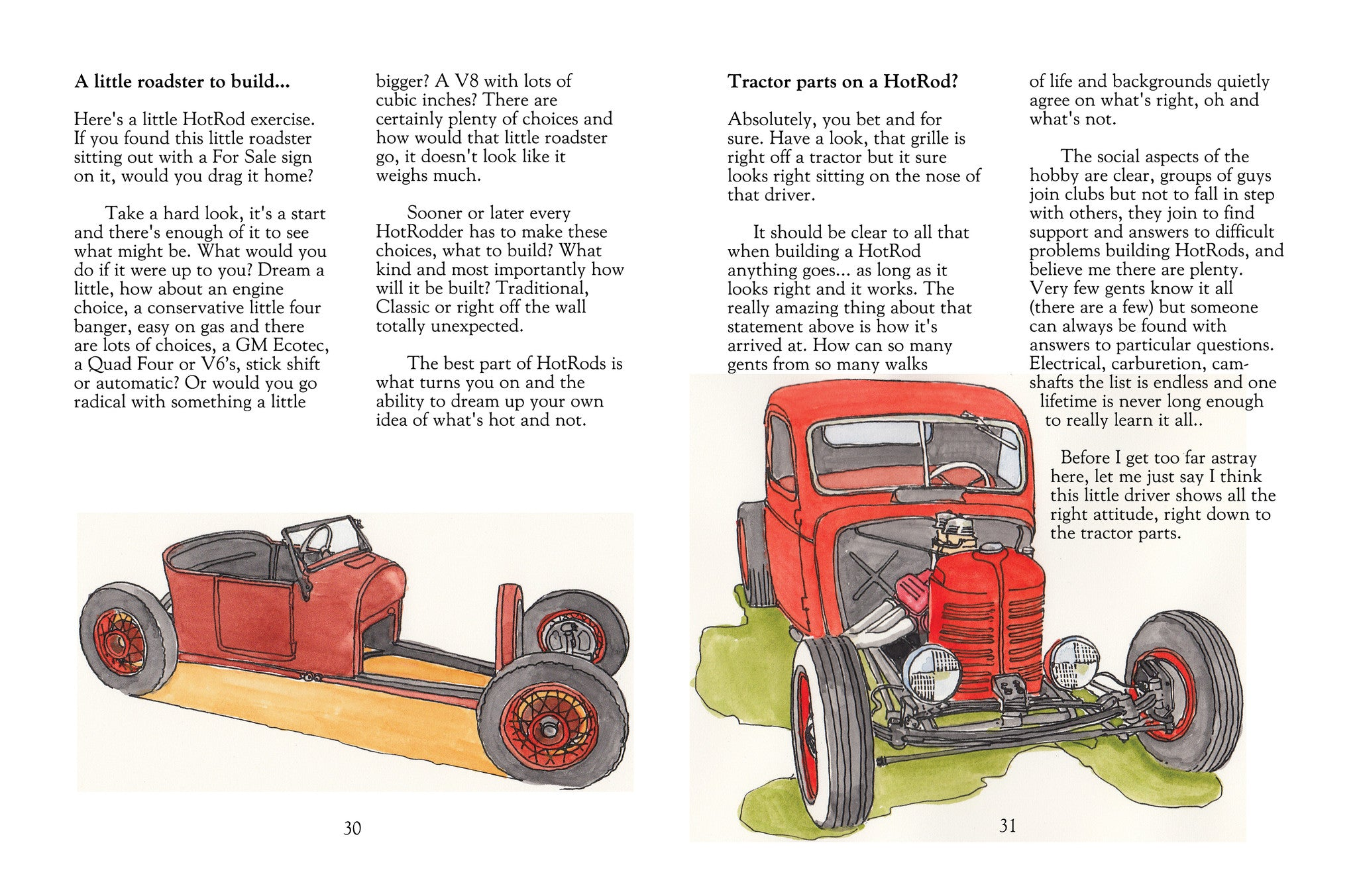 The Great American Hot Rod Explained
