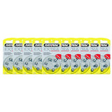 Rayovac Hearing Aid Batteries - Pack of 60