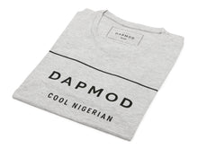 T SHIRT COOL NIGERIAN GREY