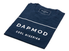 T SHIRT COOL NIGERIAN BLUE