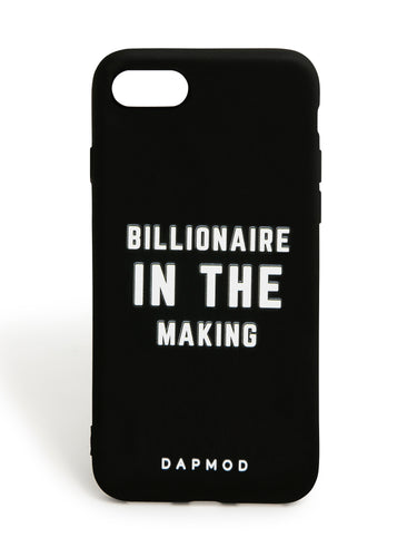 IPHONE CASE BILLIONAIRE IN THE MAKING
