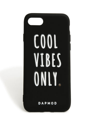 IPHONE CASE COOL VIBES ONLY