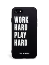 IPHONE CASE WORK HARD PLAY HARD
