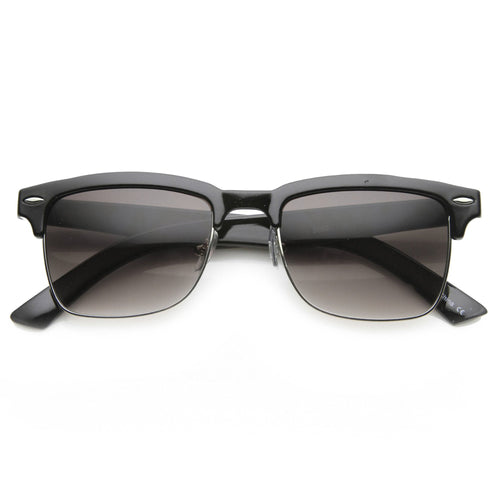 DAPMOD CLUB MASTER STYLE SQUARE GLASSES SQR1920