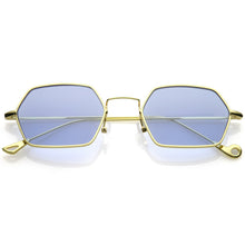 DAPMOD CASTELLON HEXAGON SHAPED GLASSES SQR1941