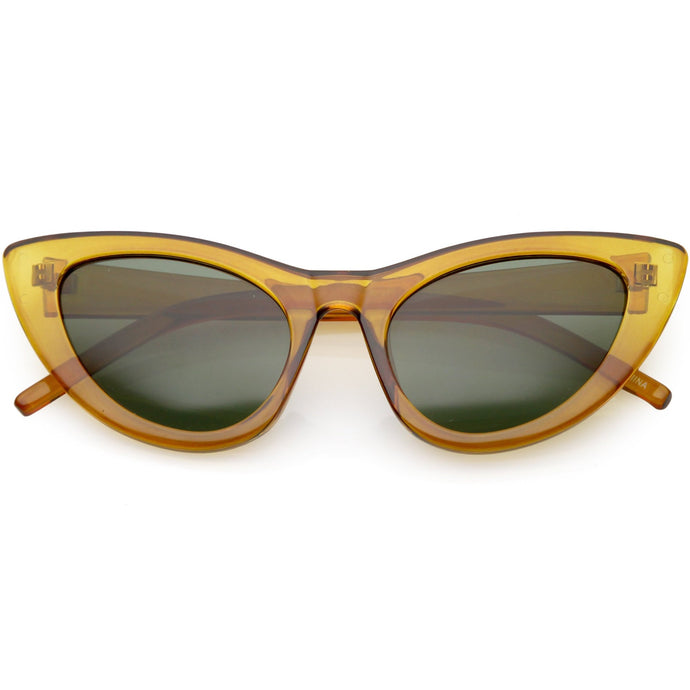 DAPMOD NAPLES CAT EYE SUNGLASSES CAT1921