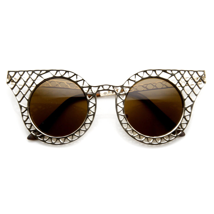 DAPMOD PERFORATED CAT EYE  CAT0142