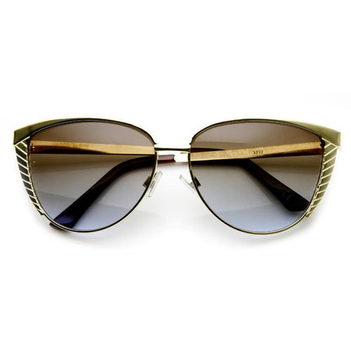 DAPMOD BENIDORM CAT EYE GLASSES CAT019