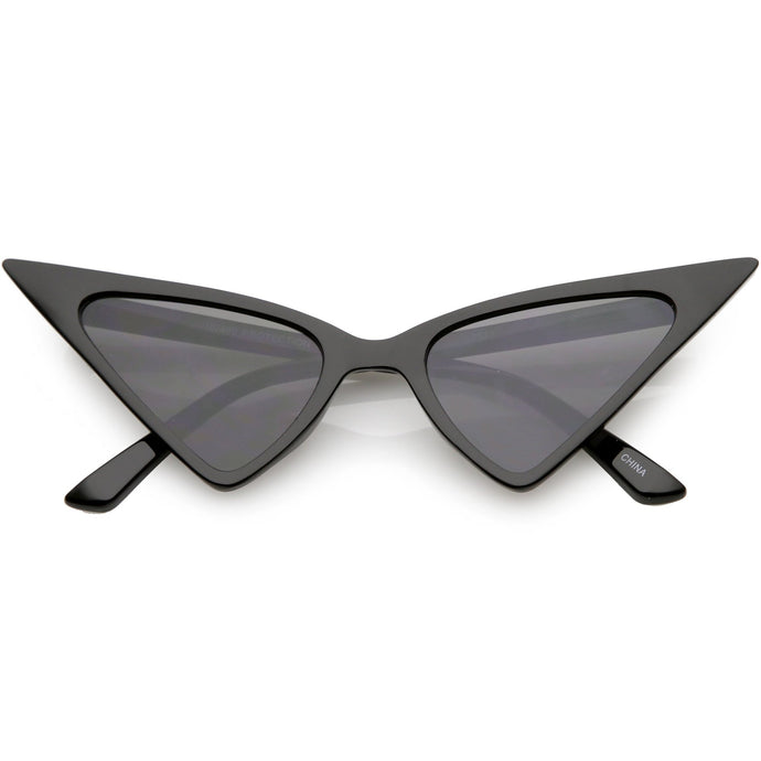 DAPMOD VINTAGE POINTED CAT EYE SUNGLASSES CAT1905