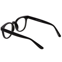 DAPMOD DOUBLE PIN CLEAR DAPPER GLASSES CLR1902