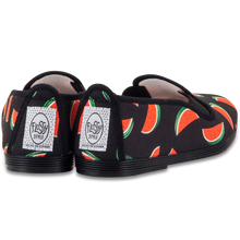 FLOSSY WATERMELON SHOES
