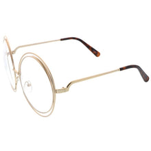 DAPMOD SPIRAL MOD CLEAR GLASSES CLR056