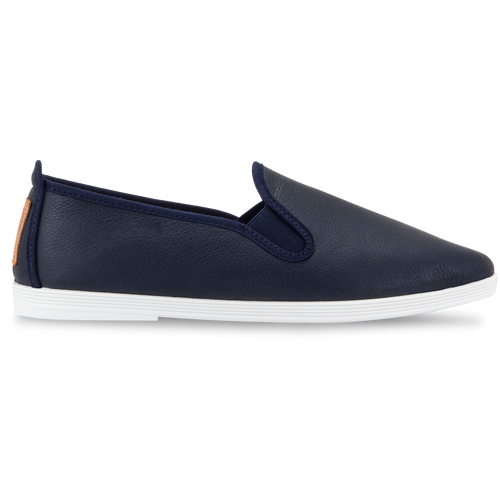 FLOSSY MADRID NAVY BLUE LEATHER