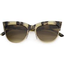 DAPMOD CEUTA CAT EYE SUNGLASSES CAT1917