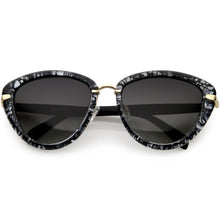 DAPMOD TURIN POLARIZED PREMIUM CAT EYE SUNGLASSES CAT1923