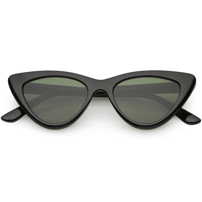 DAPMOD NARROW FRAME CAT EYE SUNGLASSES CAT1901