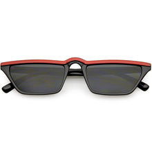 DAPMOD GENOA CAT EYE SUNGLASSES CAT1922