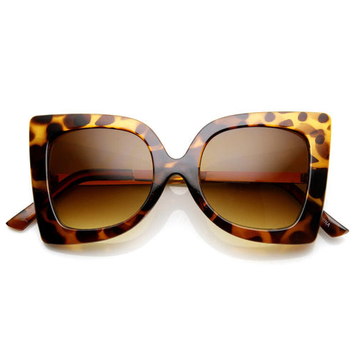 DAPMOD KIMANI SQUARE GLASSES SQR022
