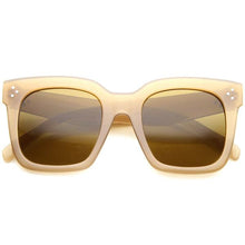 DAPMOD BOLD SQUARE SHAPED GLASSES SQR077