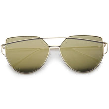 DAPMOD CANDY MOD AVIATOR GLASSES SQR106