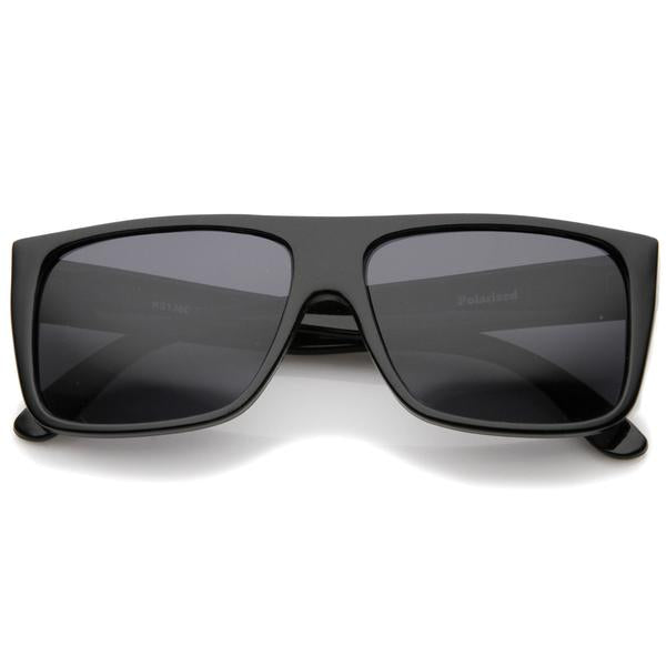 DAPMOD SQUARE FLAT TOP SUNGLASSES SQR114
