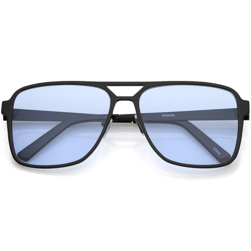 DAPMOD COLORED LENS SQUARE GLASSES SQR1901