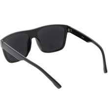 DAPMOD NEW ALL BLACK WAYFARER INSPIRED SQR1903