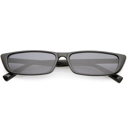 DAPMOD RETRO FAB SQUARE SUNGLASSES SQR1906