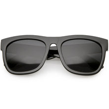 DAPMOD JETTY ALL BLACK SQUARE GLASSES SQR1913