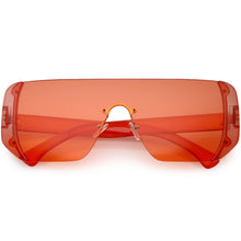 DAPMOD CORUNA SHIELD SUNGLASSES SQR1923