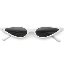 DAPMOD VIGO SLIM CATEYE SUNGLASSES CAT1912