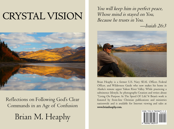 """CRYSTAL VISION"" --THE BOOK"
