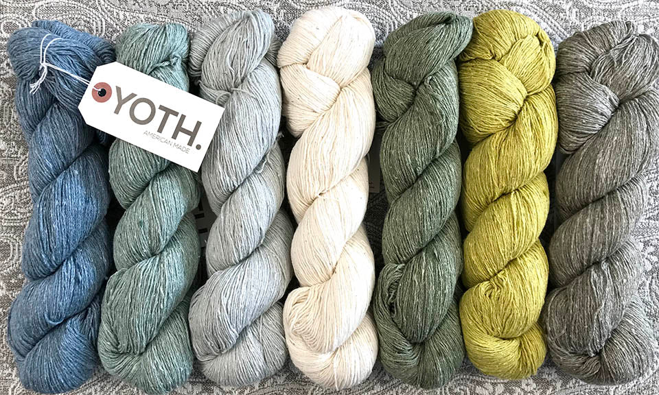Welcome YOTH yarns