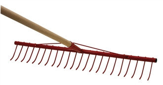 Steel Hay Rake w/o handle (you have number with handle)