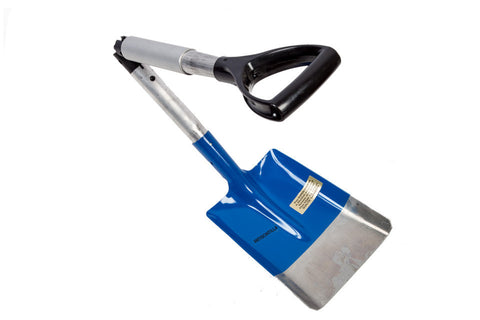 Folding Handle Square Shovel