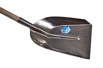 Europa Tempered Aluminum Shovel (w/o Handle)