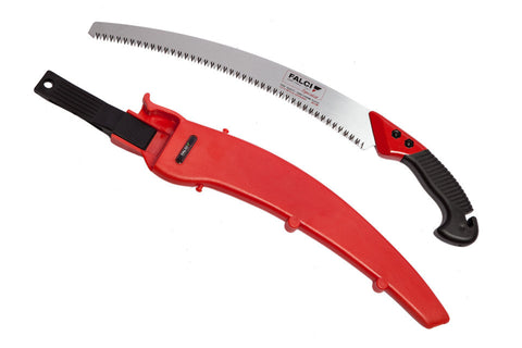 "Professional Grade Curved Pruning Saw 13.75"" with Holster"