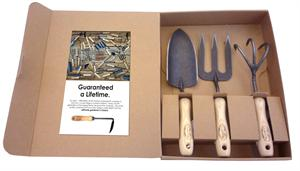 Garden Gift Set, Lifetime Forge Tools, 3 Piece Set