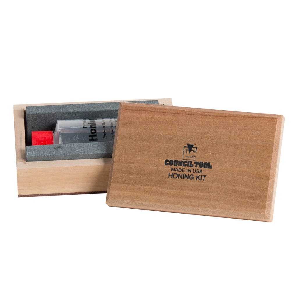 Council Tools Deluxe Honing Kit