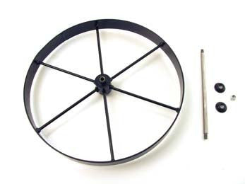 Hoss Double Wheel Hoe Conversion Kit
