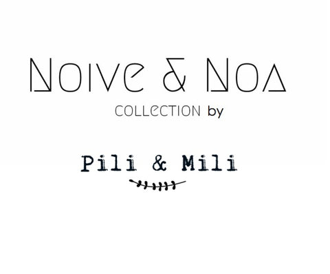Logo Noive & Noa collection by Pili & Mili