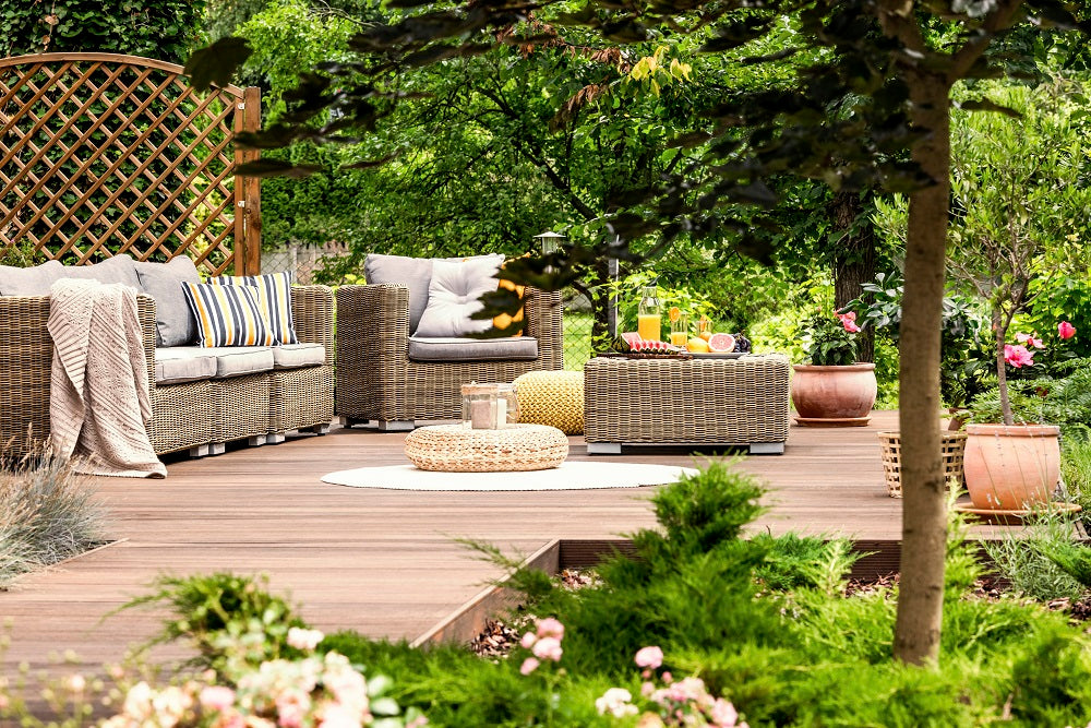 Best Coatings for An Outdoor Patio