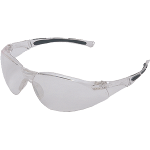 HONEYWELL SAFETY (SPERIAN) 10856 A800 CLEAR HC GLASSES