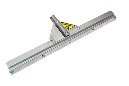"24"" Application Squeegee Frame with Threaded Handle Adapter"