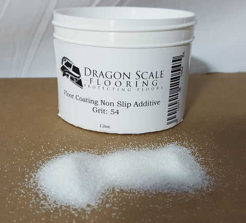Non Slip (Aluminum Oxide) Additive