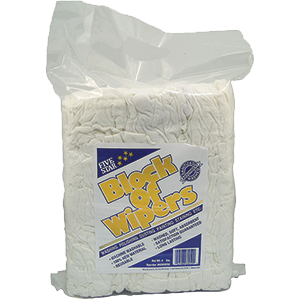 Five Star Block of Wipers/Rags